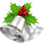 Silver bells — Stock Photo