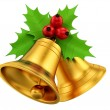 Royalty-Free Stock Photo: Golden bells