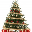 Christmas tree — Stock Photo #14679315