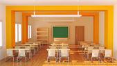 Classroom — 图库照片