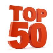 Top 50 — Stock Photo