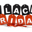 Black Friday — Foto de Stock