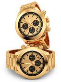 2 watches — Foto de Stock