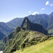 Historic Sanctuary of Machu Picchu. Peru — Stock Photo #14342263