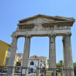 The roman agora of Athens — Foto de Stock