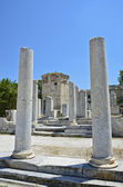 The roman agora of Athens. Horologion of Kirrhestos — Stock Photo