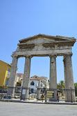 Die römische agora von athen — Stockfoto