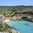 Stock Photo: Calo des Marmol. Majorca