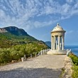 Sa Foradada and Son Marroix. Tramuntana. Majorca — Stock Photo