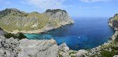 Cala Figuera. Cap de Formentor. Majorca — Stock Photo