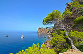 Sa Foradada. Tramuntana. Majorca — Stock Photo