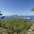 Sa Dragonera. Majorca — Stock Photo