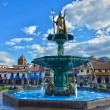 Plazde Armas. Cusco, Peru — Stock Photo #14712167