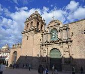 Cusco, Peru — Stock Photo