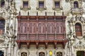 Archbishop Palace. Lima, Peru — Stock Photo