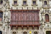 Archbishop Palace. Lima, Peru — Stock Photo