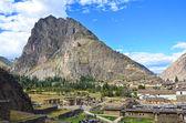 Ollantaytambo, valle sagrado, perú — Foto de Stock