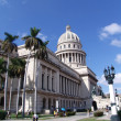 Capitol. Havana. Cuba — Stock Photo