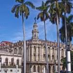 Great Theatre of Havana. Cuba — Stock Photo
