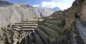 Ollantaytambo, Sacred Valley, Peru — Stock Photo