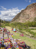 Pisac, Sacred Valley, Peru — Stock Photo