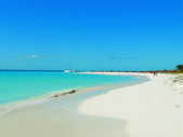 Cayo Largo Beach — Stock Photo