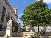 Palacio de los capitanes ogólne. hawana — Zdjęcie stockowe
