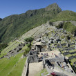 Historic Sanctuary of Machu Picchu. Peru - 图库照片