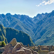 Historic Sanctuary of Machu Picchu. Peru — Stock Photo #14746915
