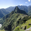Historic Sanctuary of Machu Picchu. Peru — Stock Photo #14757301