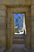Historic Sanctuary of Machu Picchu. Peru — Stock Photo