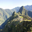 Historic Sanctuary of Machu Picchu. Peru — Stock Photo #14773109