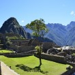 Historic Sanctuary of Machu Picchu. Peru — Stock fotografie