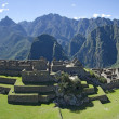 Historic Sanctuary of Machu Picchu. Peru — Stock Photo #14779823