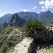 Historic Sanctuary of Machu Picchu. Peru - Stockfoto