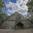 Coba. Mexico — Stock Photo #17387007