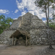 Coba. Mexico — Stock Photo #17387111