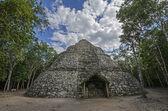 Coba. Mexico — Stock Photo