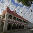 Goverment Palace in Merida — Stock Photo #18875327