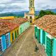 Trinidad. Cuba - Stock Photo