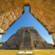 Uxmal. Yucatan. Mexico — Stock Photo #18915663