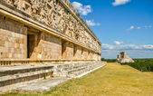 Uxmal. Yucatan. Mexico — Stock Photo