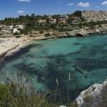 Mallorca. Cala Romantica — Stock Photo #26831097