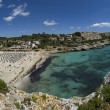 Mallorca. Cala Romantica — Stock Photo #26831135