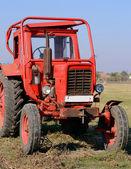 Vecchio trattore — Foto Stock