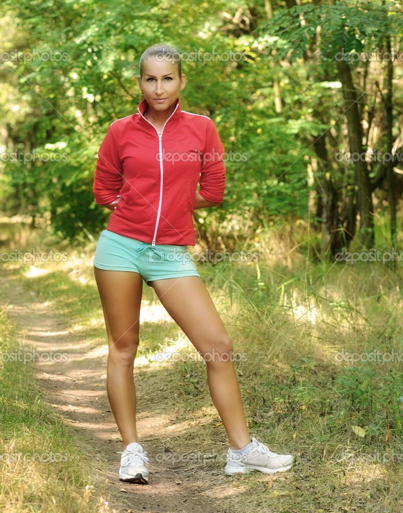 Спортивные женщины фотографии 9 фотография