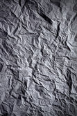 Crumpled wrapping paper — Stock Photo