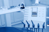 Dental office equipments — Stock Photo