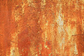Metal corroded texture, background  — 图库照片
