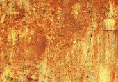 Metal corroded texture, background  — Foto Stock